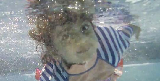Swim Lesson Gallery 1